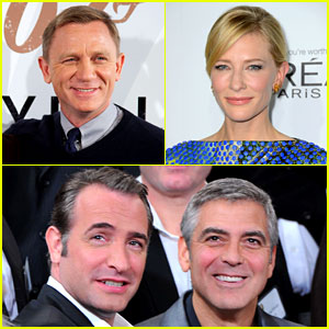 Daniel Craig &#038; Cate Blanchett Join George Clooney WWII Film