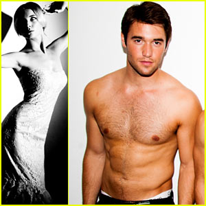 Emily VanCamp & Joshua Bowman: Tyler Shields 'Revenge' Photo Shoot - Exclusive Pics!