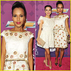 Eva Longoria &#038; Kerry Washington: Black Girls Rock Event!