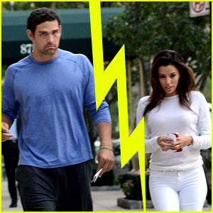 Eva Longoria & Mark Sanchez Split