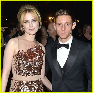 Evan Rachel Wood &#038; Jamie Bell: Married!