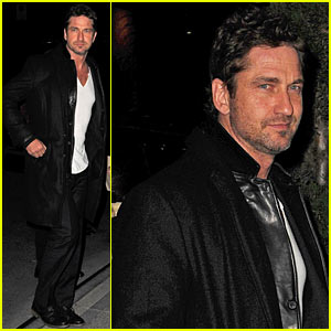 Gerard Butler: I've Put So Much Work & Love Into My Career