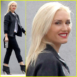 Gwen Stefani: Back to the Studio