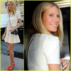 Gwyneth Paltrow: Creating a Go-Go's Musical?