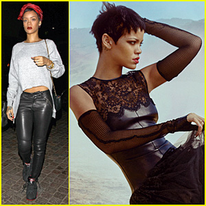 Rihanna: World Hasn't Let Go of My Relationship with Chris Brown