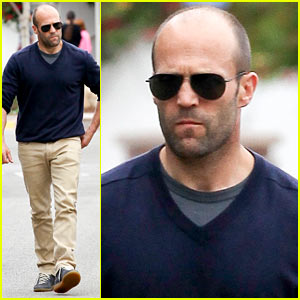 Jason Statham: Malibu Lunch Date