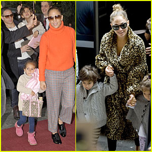 Jennifer Lopez: Berlin Tour Stop!