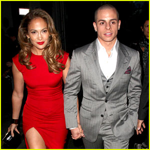 Jennifer Lopez &#038; Casper Smart: Obama Dinner in Paris!