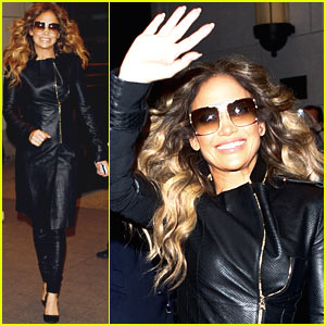 Jennifer Lopez: Thanks for the Special Memories, Berlin!
