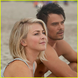 Josh Duhamel & Julianne Hough: 'Safe Haven' Trailer!