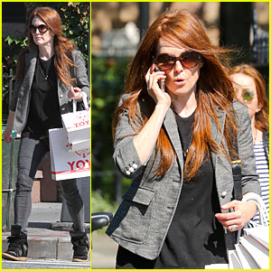 Julianne Moore: Jewelry Stolen From New York Home!