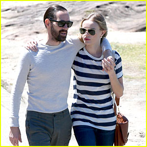 Kate Bosworth & Michael Polish: Australian Sight-Seeing Couple!