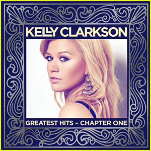 Kelly Clarkson: 'Greatest Hits' Cover Art & Track Listing Revealed!