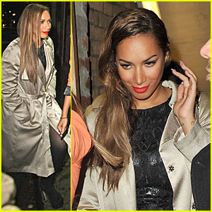 Leona Lewis: Stand Up to Cancer Performance - Watch Now!