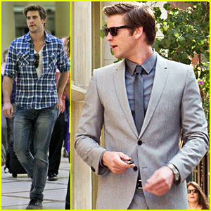 Liam Hemsworth: First 'Paranoia' Still!