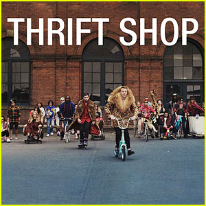 Macklemore & Ryan Lewis' 'Thrift Shop': JJ Music Monday!