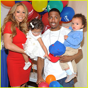Mariah Carey & Nick Cannon: Family Day with Dem Babies!