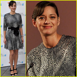 Marion Cotillard: 'Rust & Bone' Screen Talk!