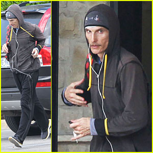 Matthew McConaughey: Weight Loss is More of a Mental Thing Than A Physical Thing!