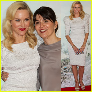 Naomi Watts Meets Tsunami Survivor at 'Impo
