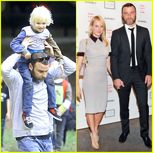 Naomi Watts &#038; Liev Schreiber: Take Home a Nude Benefit Art Auction!