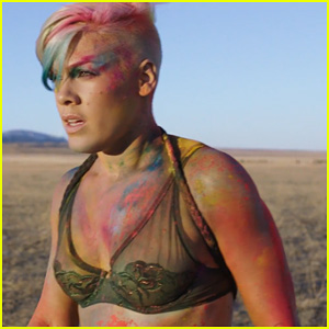 Pink's 'Try' Video Premiere - Watch Now!