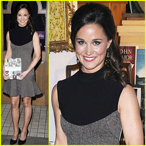 Pippa Middleton: 'Celebrate' Book Launch Party!