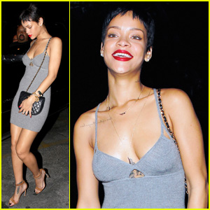 Rihanna: I Have Not Been On a Date in Forever