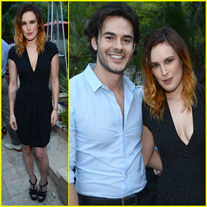 Rumer Willis & Jayson Blair: PFLAG 'New Normal' Party!