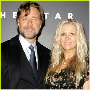 Russell Crowe &#038; Wife Danielle Spencer Split?