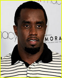 Sean 'Diddy' Combs: Car Crash in Los Angeles