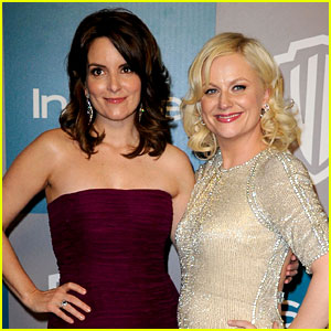 Tina Fey & Amy Poehler: Golden Globes 2013 Hosts!