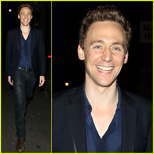 Tom Hiddleston: Chinawhite Nightclub with Zachary Levi!