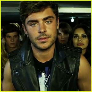 Zac Efron's Hot 'John John Denim' Commercial - Watch Now!