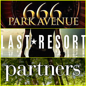 ABC Cancels '666 Park Avenue' & 'Last Resort', CBS Cancels 'Partners'