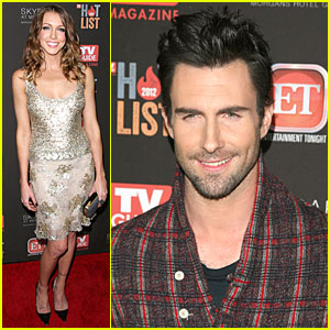 Adam Levine: 'TV Guide' Magazine's Hot List Party!