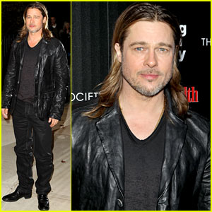 Brad Pitt: 'Killing Them Softly' Premiere!