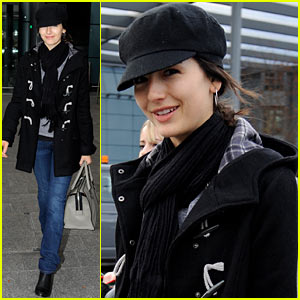 Camilla Belle: 'London Here We Go!'