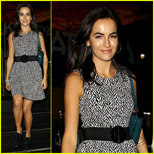 Camilla Belle: Singing Christmas Music Already!