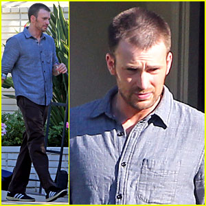 Chris Evans: 'A Many Splintered Thing' Set!