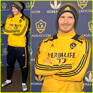David Beckham Ends Los Angeles Galaxy Career