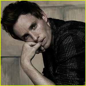 Eddie Redmayne: 'Flaunt' Magazine Man!