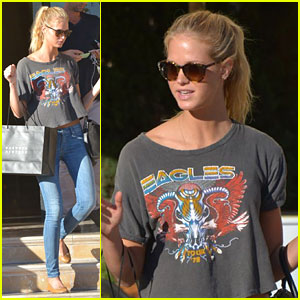 Erin Heatherton Reveals Thanksgiving Plans & Traditions