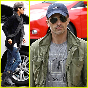 Halle Berry: Amicable Agreement with Gabriel Aubry!