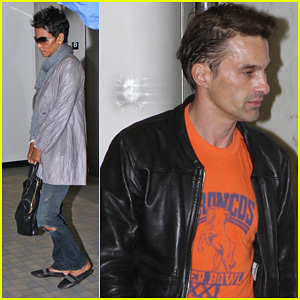 Halle Berry & Olivier Martinez: Lawyer Visit!