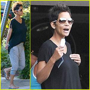 Halle Berry: Presidential Election Chat!