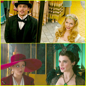 James Franco & Mila Kunis: New 'Oz: The Great & Powerful' Trailer!