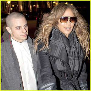 Jennifer Lopez & Casper Smart: Date Night in Denmark!