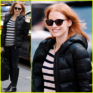 Jessica Chastain: I'm Very Proud of 'Zero Dark Thirty'