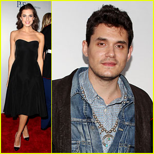 John Mayer & Allison Williams: Stand Up For Heroes Event!